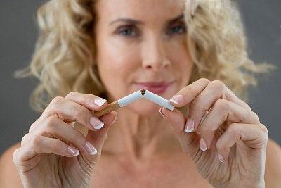 Последствия курения для кожи лица