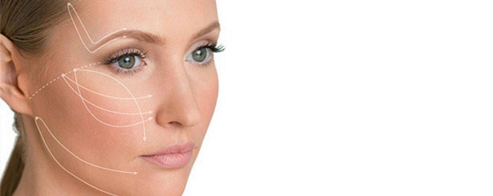 Шрамы после подтяжки лица