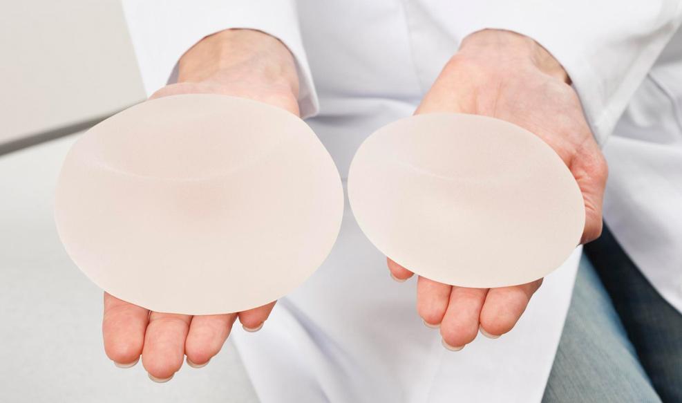 Выбрать грудные импланты
